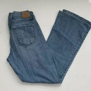Lucky Brand Sofia Boot Jeans Size 10 X 30